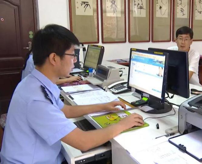 县公安局:优化提升窗口服务 营造安全有序营商环境