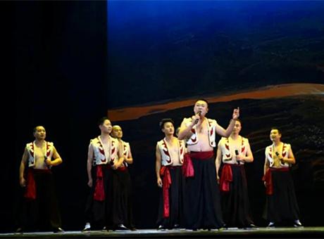 志丹县在第九届陕西省艺术节上再创佳绩